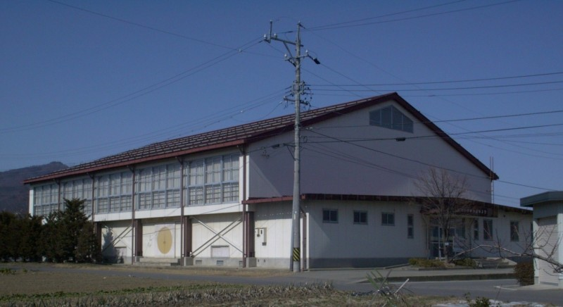 川中島体育館 外観写真